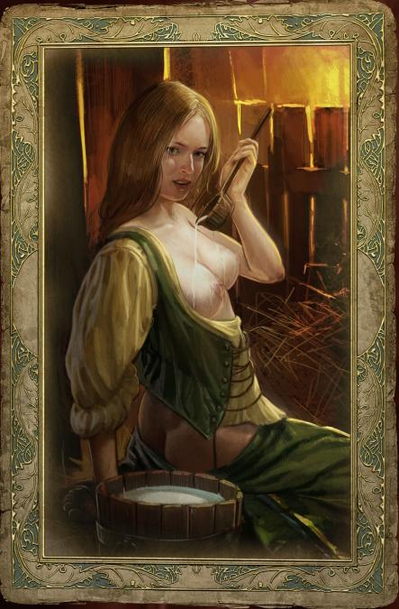 cards romance of list witcher Rock-a-doodle goldie