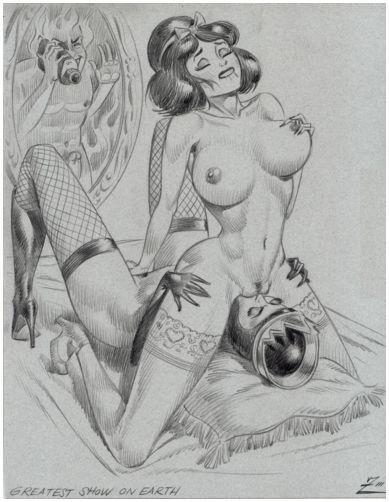 evil tanya the Scooby doo camp scare daphne bikini