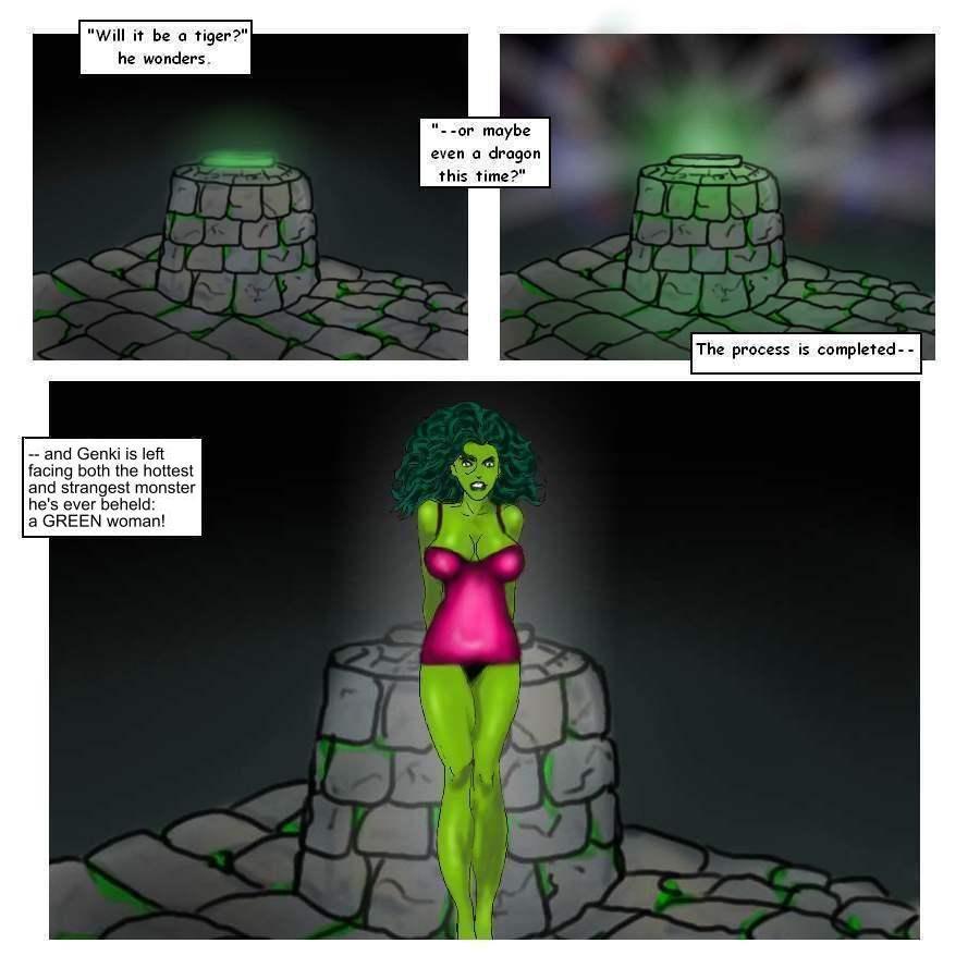 she hulk vs red hulk Five nights at candy's 3 monster rat