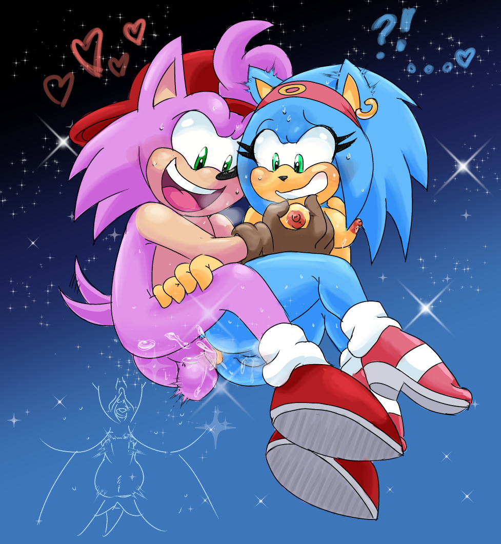 fanfic the hedgehog sonic sex My little pony breast expansion