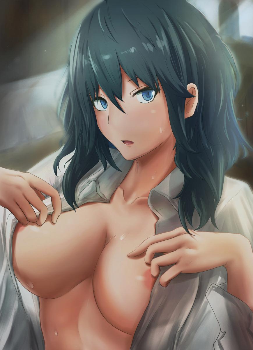 byleth fire emblem three houses female Ama ero ~doutei-kun o yasashiku escort~