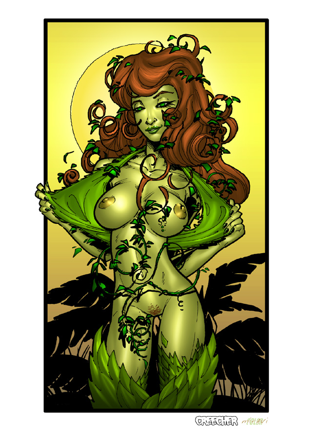 poison of sexy pics ivy Rick and morty sex nude