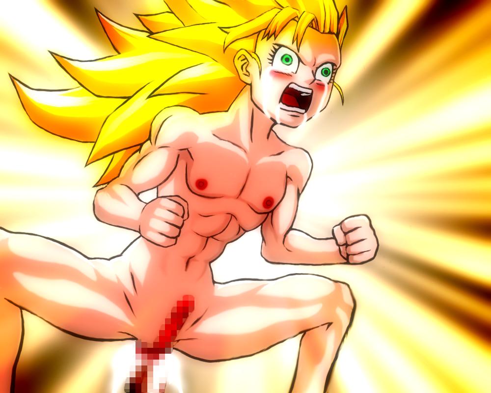 ball saiyan z girl dragon Dainiji ura nyuugakushiken the animation