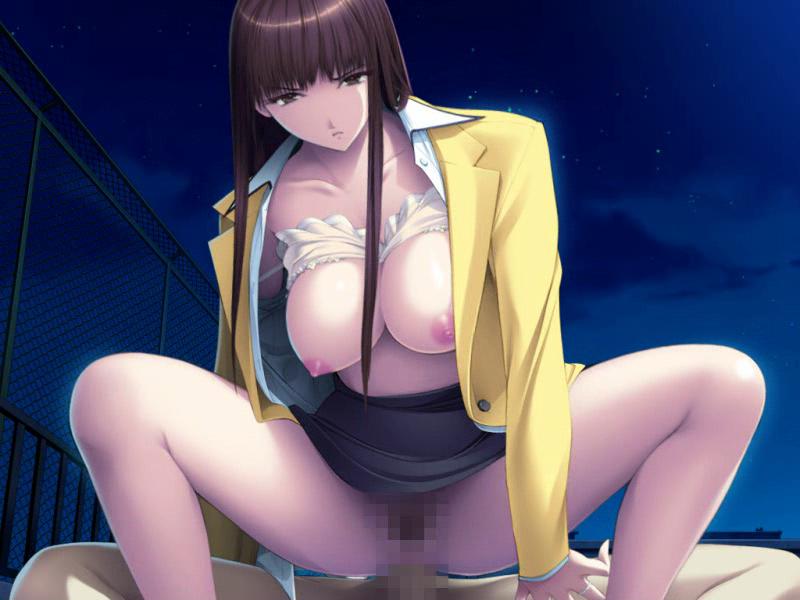 ochi onnanoko joshi ga..futtekita kara 2-kai Digimon world next order guilmon