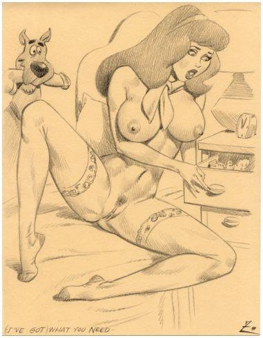 in doo daphne scooby bikini Strip fighter 5 abnormal edition