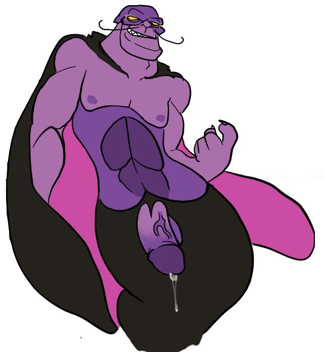 evil the the manta mermaid little Purple yam cookie cookie run