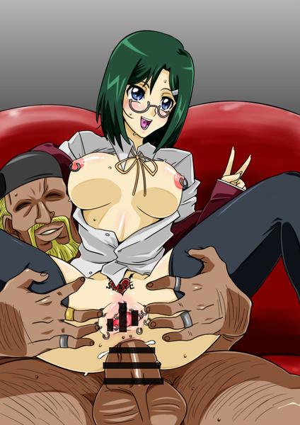 episode yu-gi-oh 34 gx Homare (fool's art)