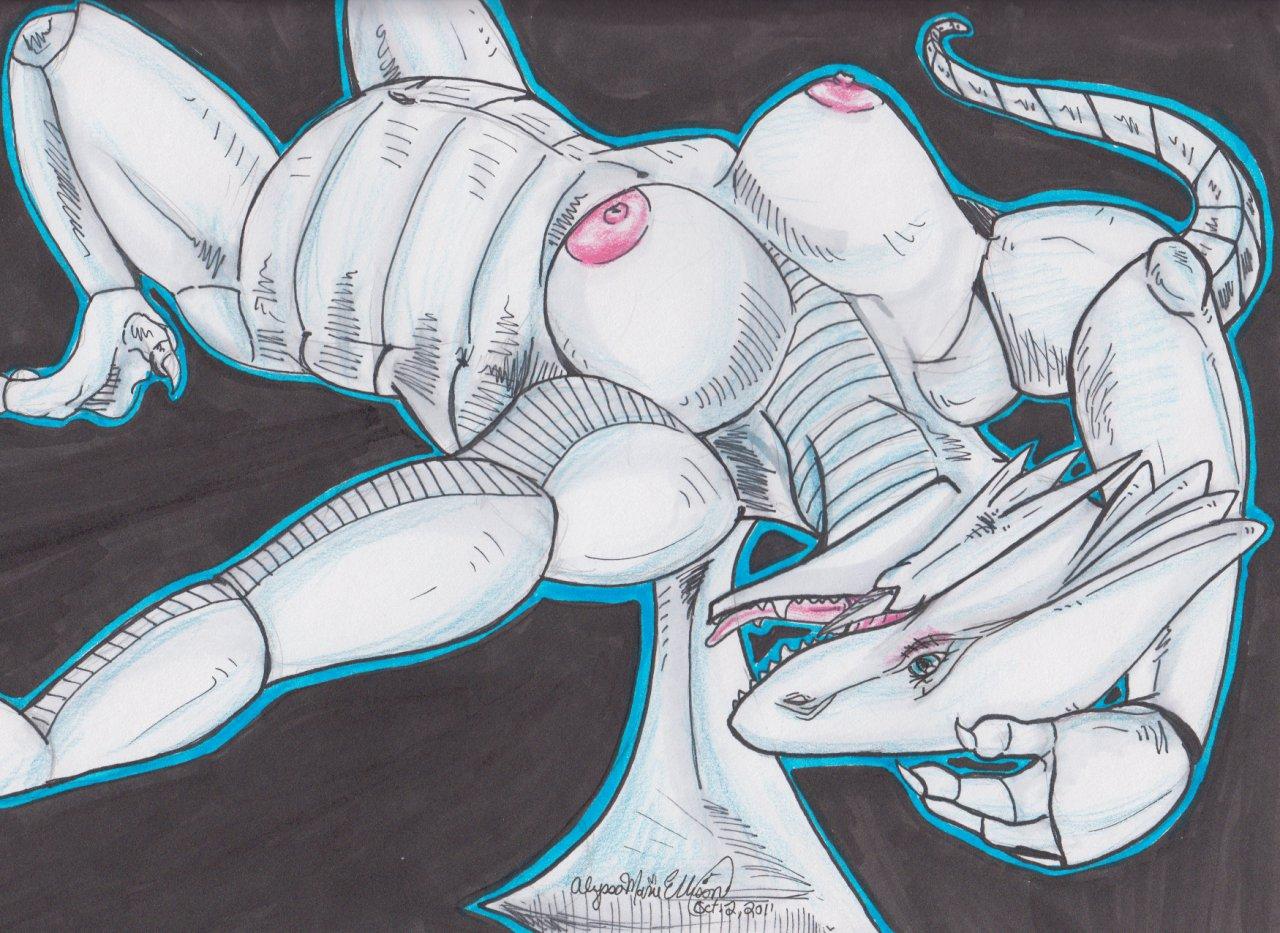 eyes dragon white blue Fallout 4 piper