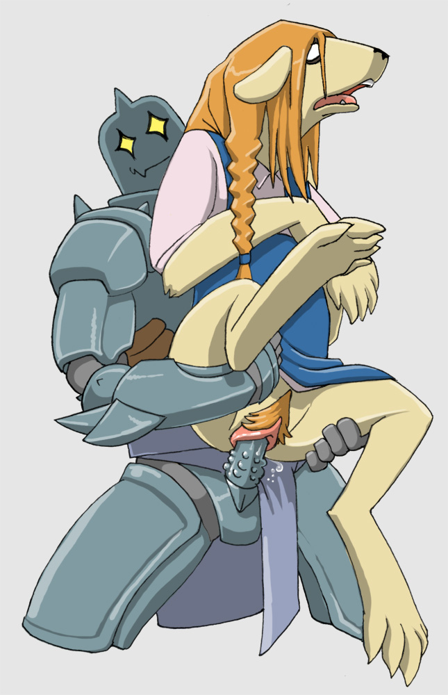 armor elric side alphonse view Didi king of the hill