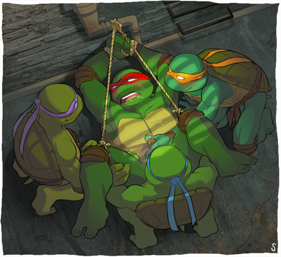 hun ninja teenage turtles mutant Five nights at freddy's 3 phantom chica