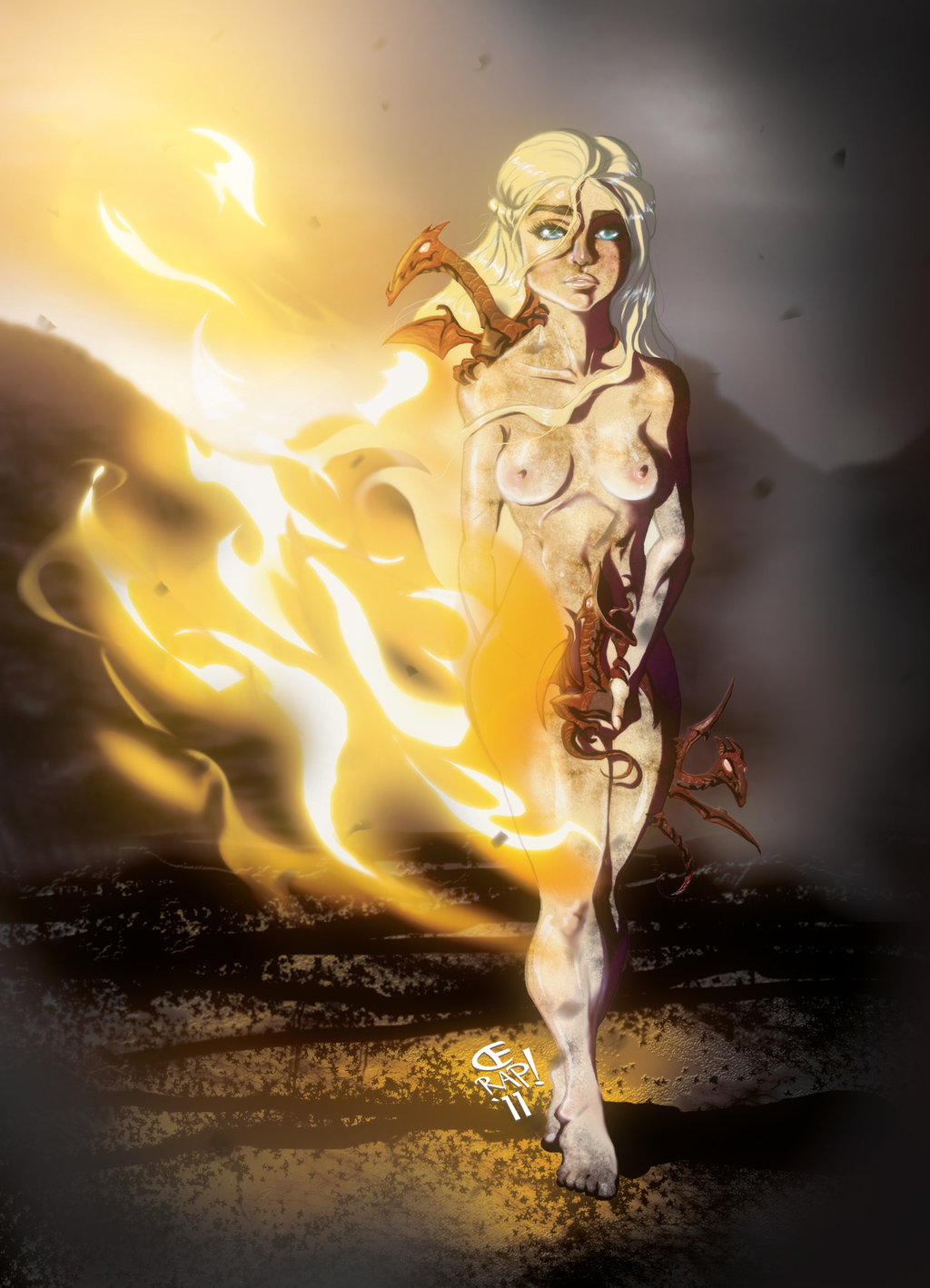 gendry fire ice a song of and Hentai seiheki dominance - femdom of paraphilia