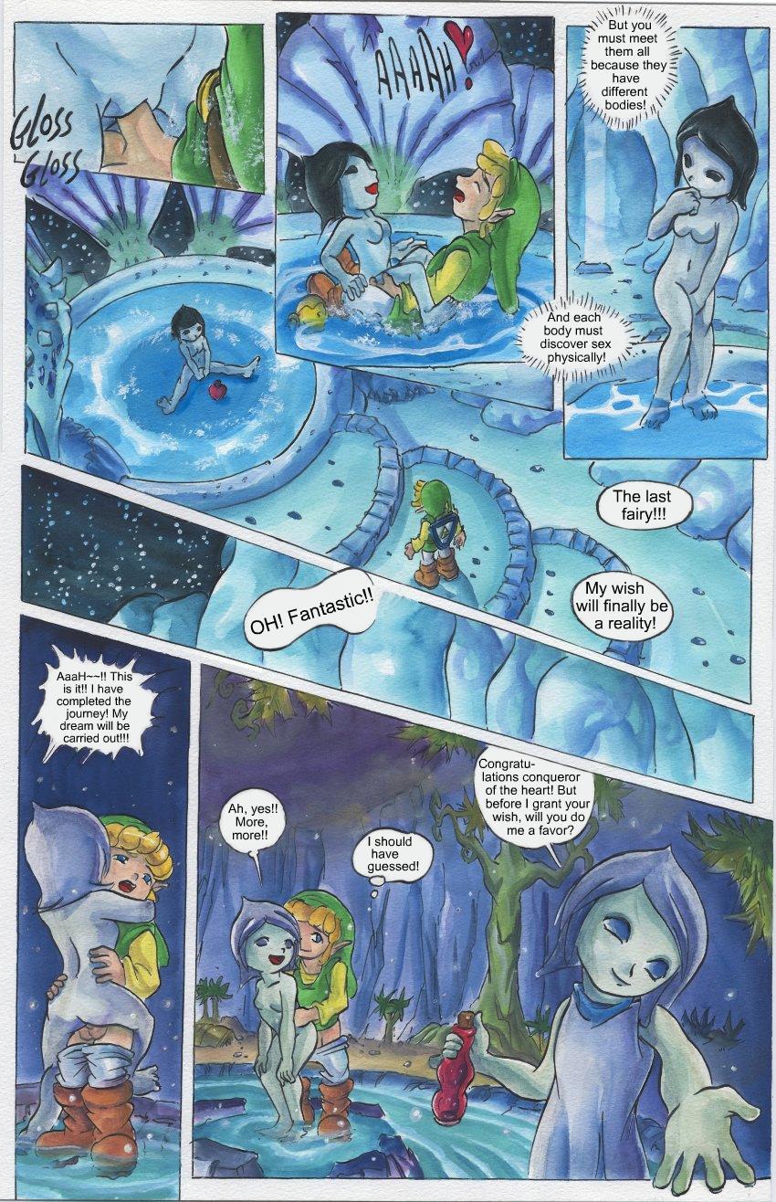 comic of zodiac signs 12 Harvest moon a new beginning yuri