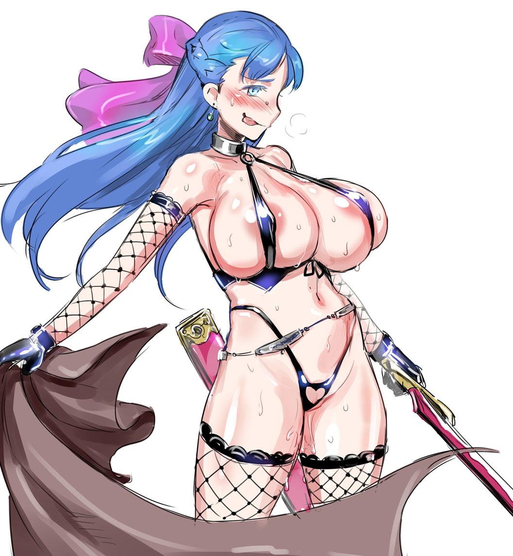 blue dragon eye xi quest Monster girl encyclopedia lava golem
