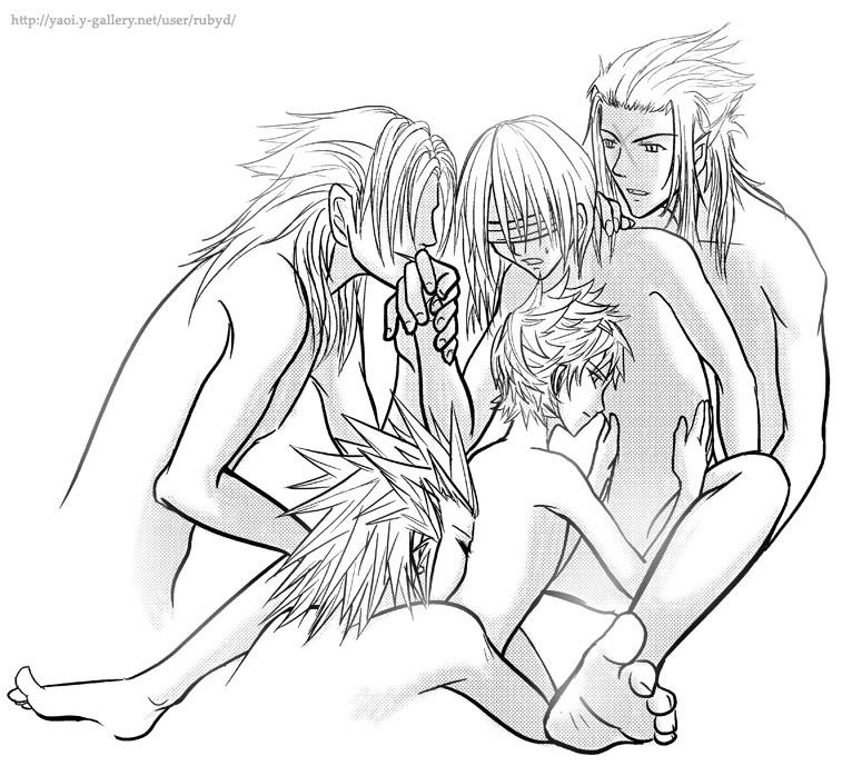 riku sora kingdom x hearts Beyond: two souls nude