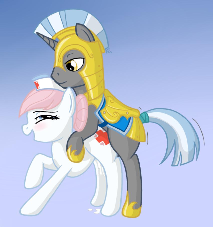 pony my flesh light little Black clover vs fairy tail