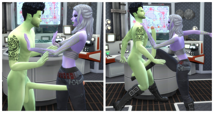 whims 4 sims the wicked Monsters of the sea 3