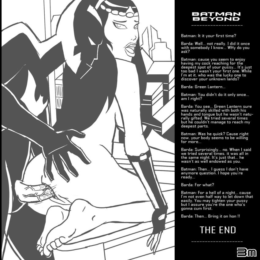 batman flush gang royal beyond One punch man tatsumaki