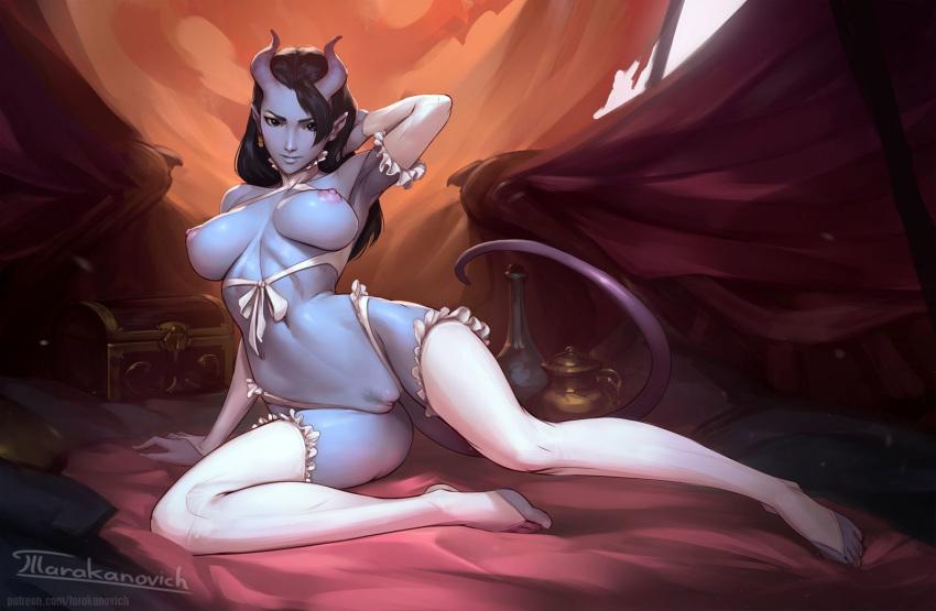 desire hentai age dragon demon The last unicorn