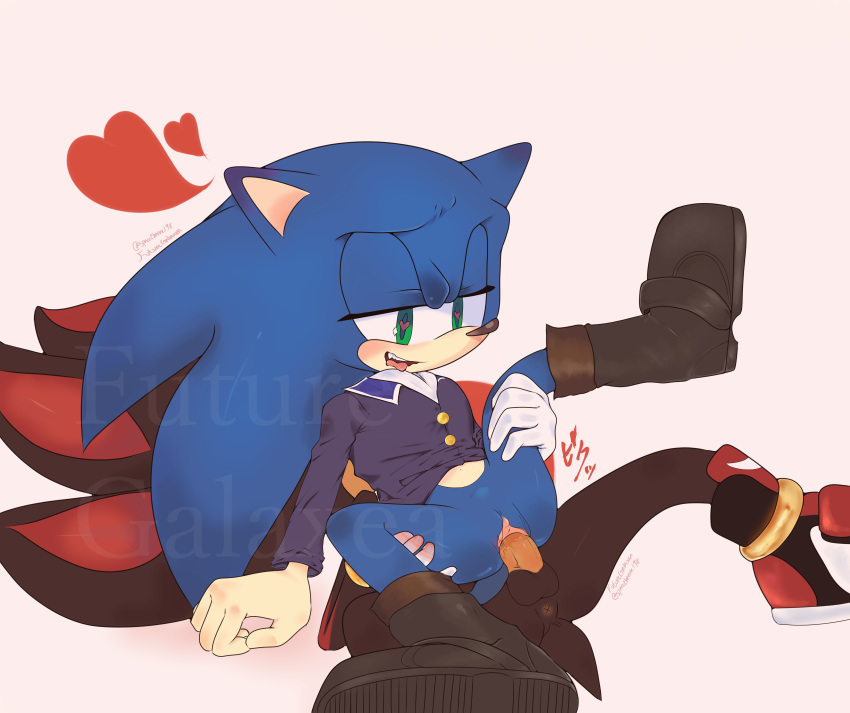 hedgehog crossed arms shadow the Hentai foundry my pet tentacle monster