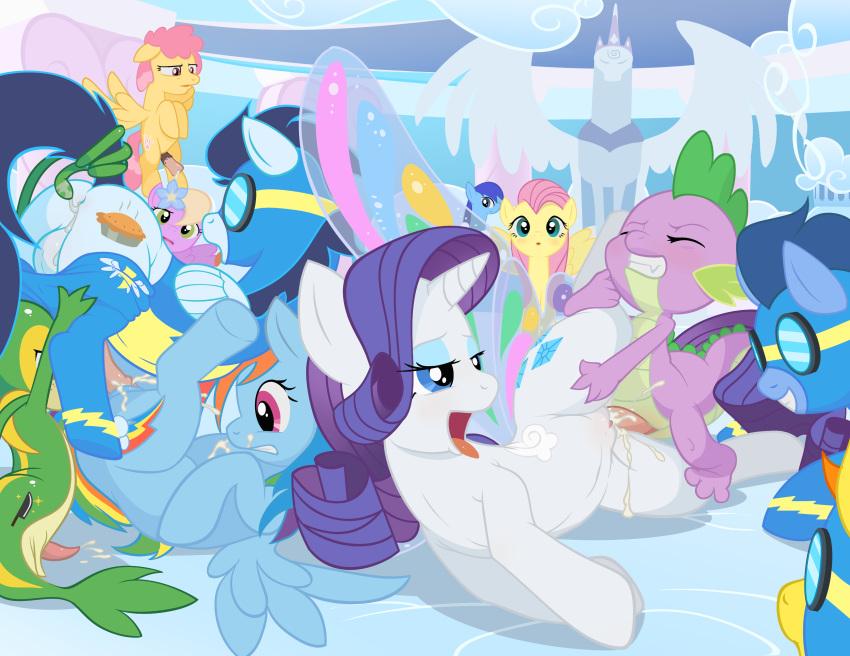 my pony pokemon little vs I my me strawberry eggs hibiki