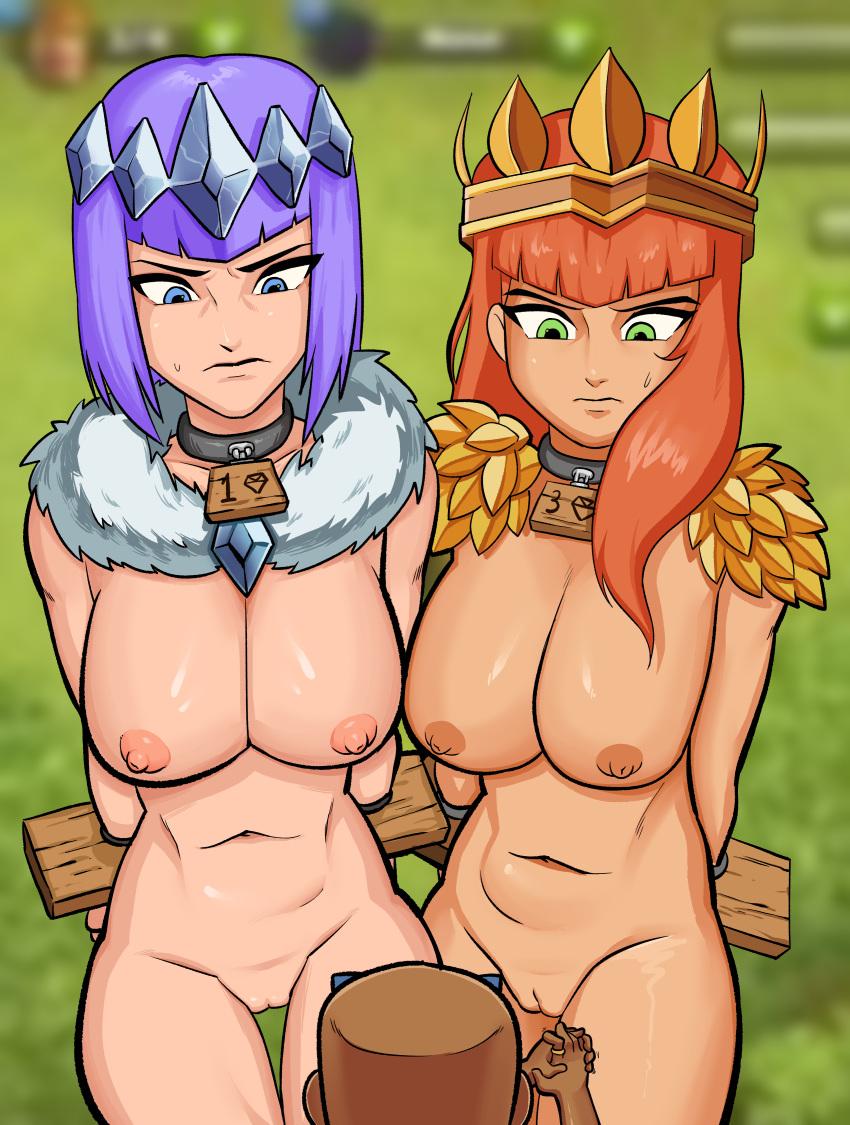 of valkyrie clash clans nude Sisters ~natsu no saigo no hi
