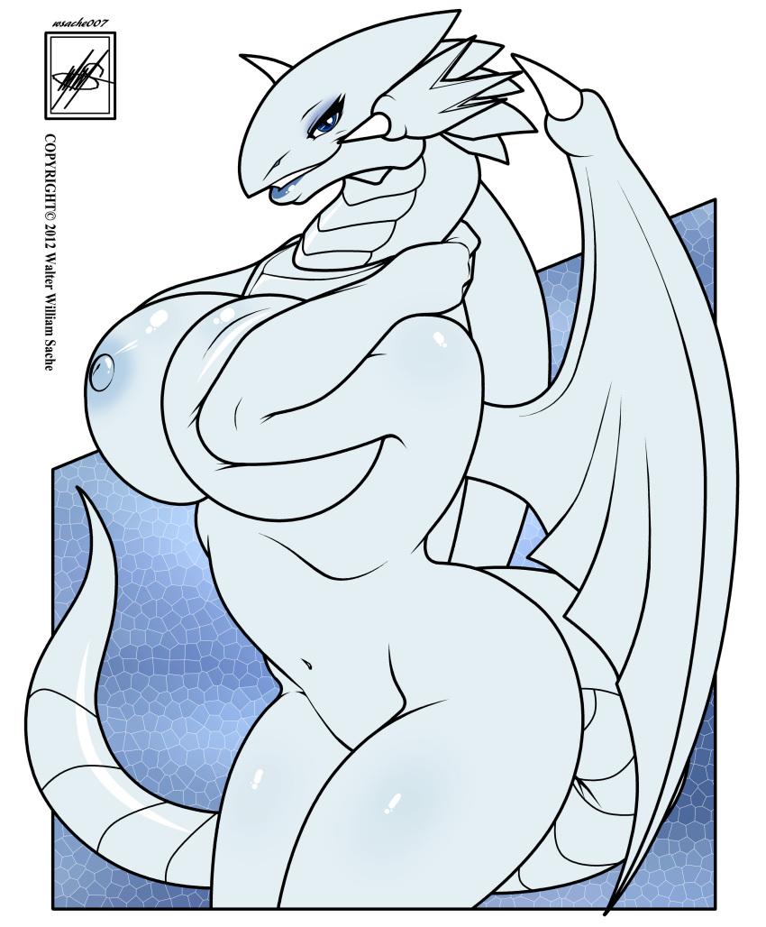 eyes white dragon blue Kuroinu: kedakaki seijo wa hakudaku ni somaru crossover