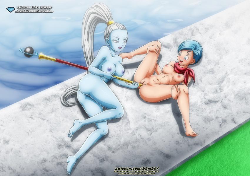 super dragon ball nude caulifla Ladies versus butlers special 4