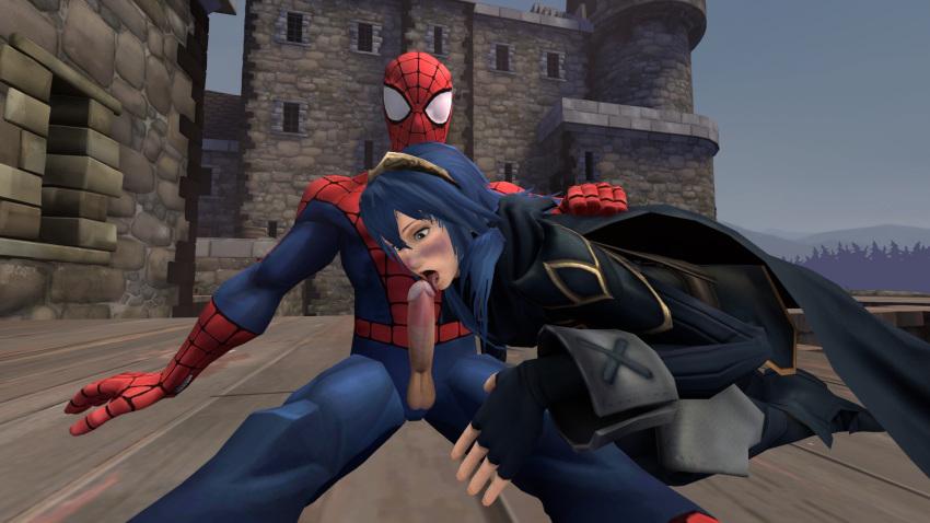 liz and spectacular man spider peter Ki-adi-mundi cerean