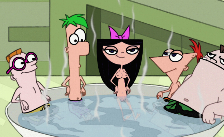 and ferb phineas have sex Shantae and the pirate's curse nude mod
