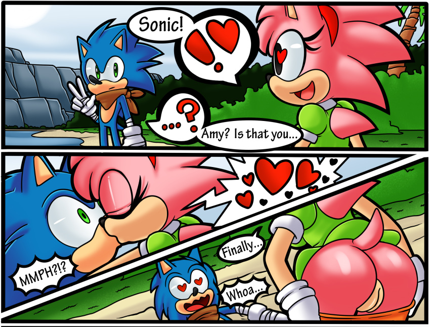 amy sonic how boom old is in rose Bendy and the kink machine