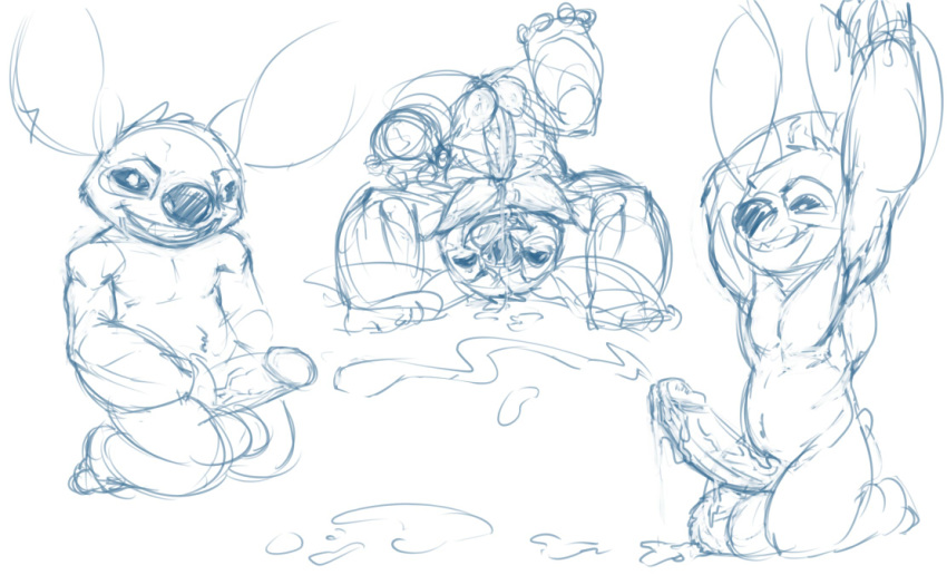 alien yellow lilo stitch and The binding of isaac