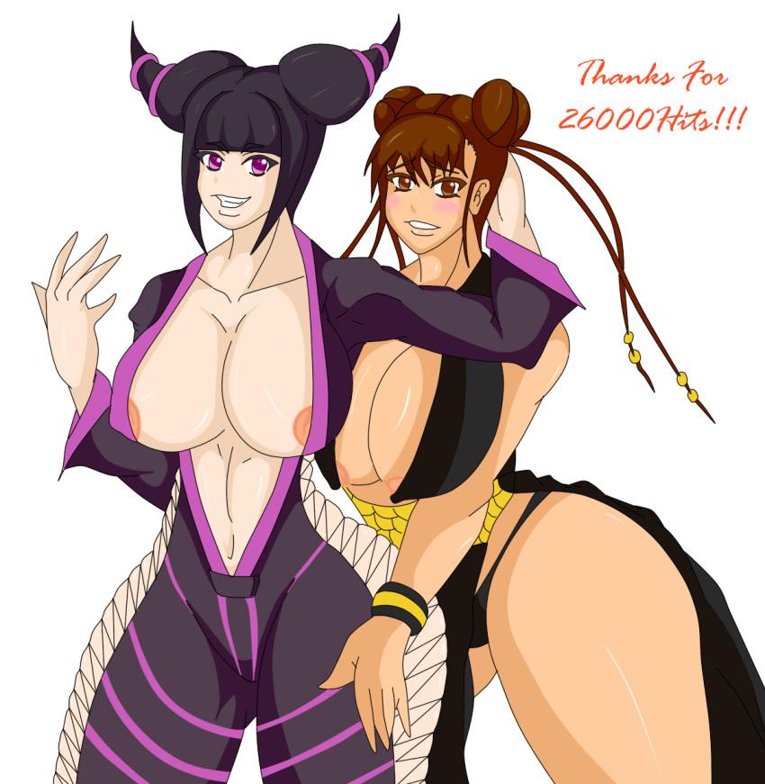 and chun juri li hentai S-purple breeding season
