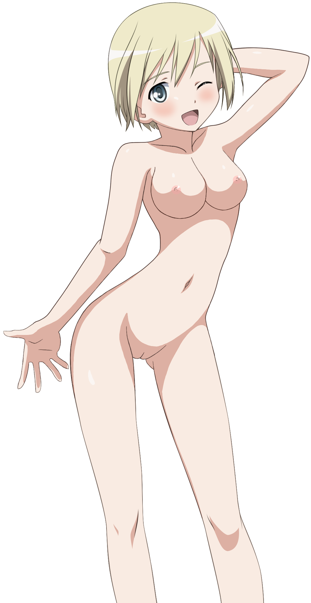 nude about theresa fugget it Sewayaki kitsune no senko-san porn