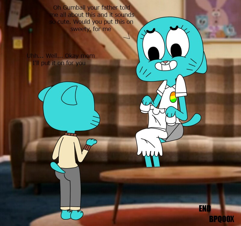 world e621 the amazing gumball of Billy and mandy buenos dias