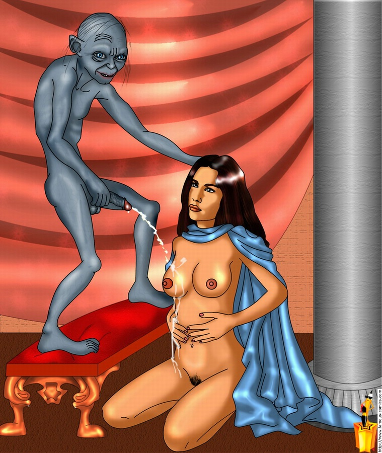 lord nazguls the rings of Girls x battle 2 porn