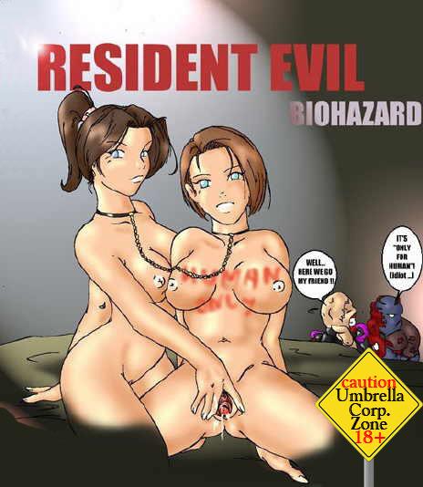 resident annette evil remake 2 Dungeon ni deai wo motomeru no wa machigatteiru darou ka uncensored