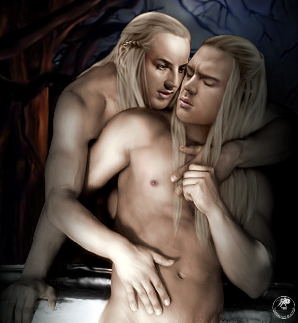 of lord the nazguls rings Youkoso sukebe elf no mori e 2