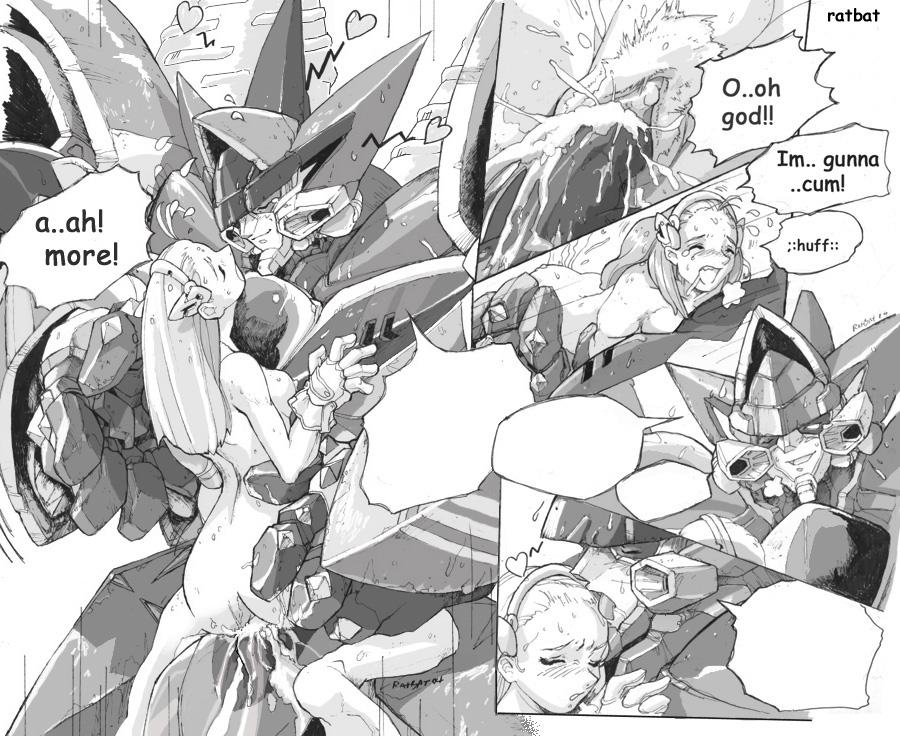 super robot jinmay team go monkey hyperforce Futa on male hentai comics