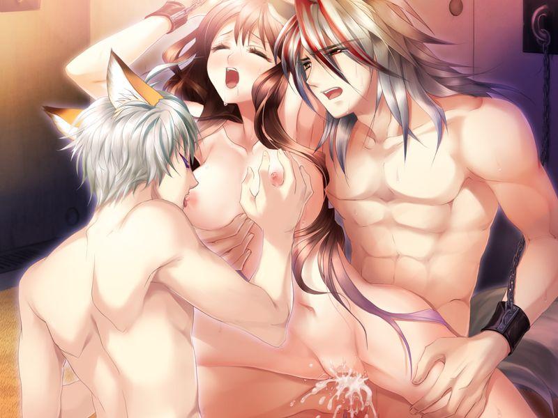 san no tachi nakama shichinin ookami to The legend of zelda nude