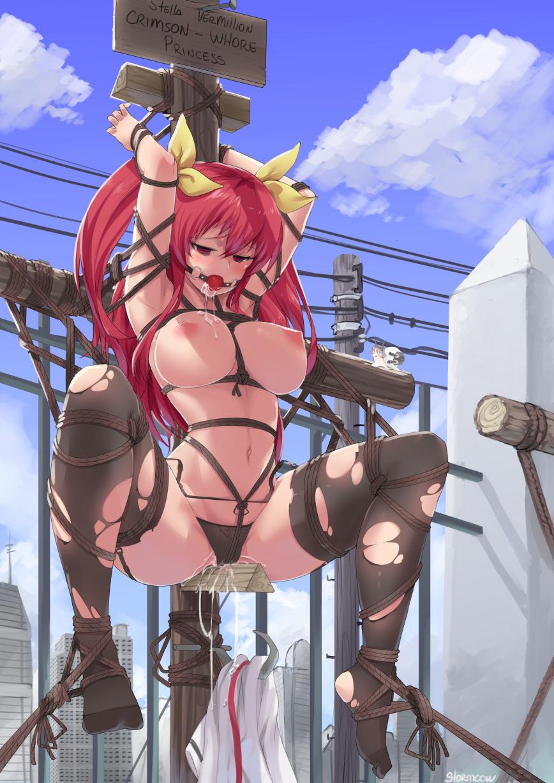 cavalry no rakudai kishi Meiko shiraki from prison school