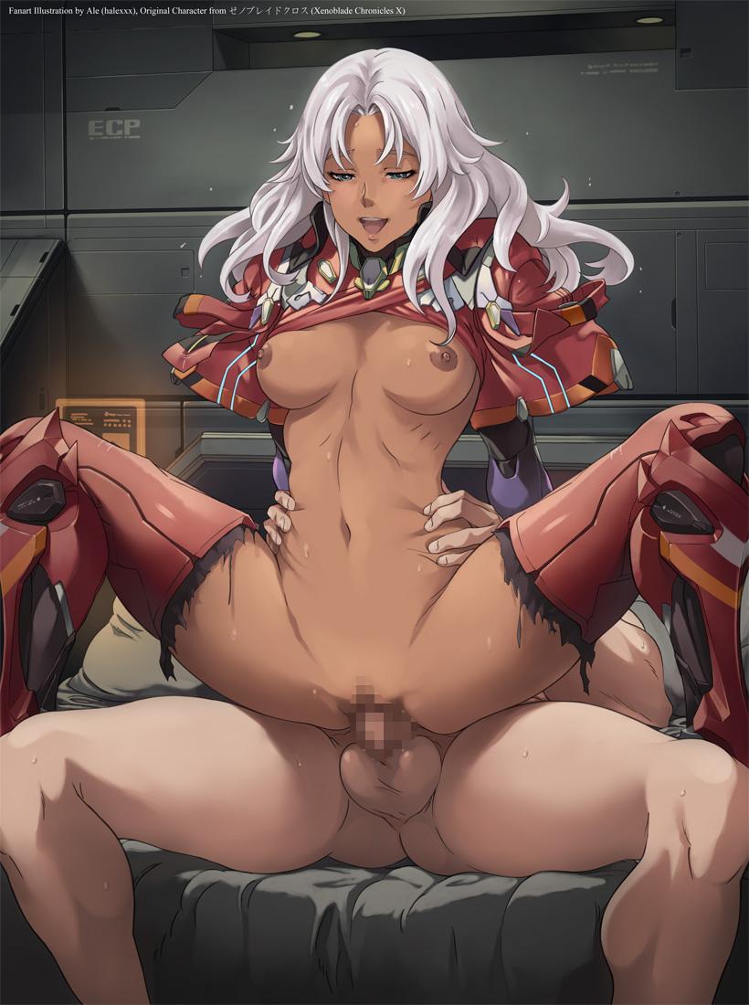 chronicles xenoblade x hentai elma Shin megami tensei penis monster