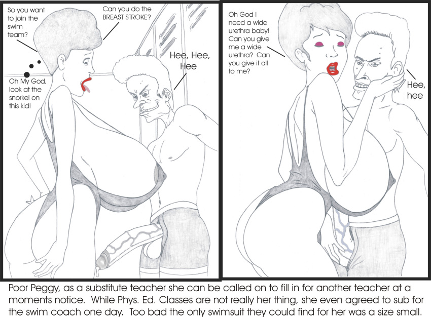 the hill of sex king comic Penny trials in tainted space