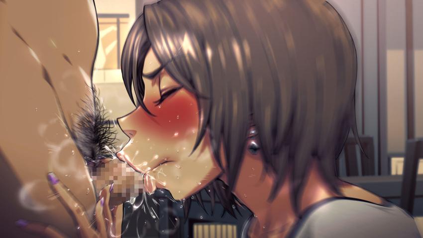 animation tsuma-tachi danchi wa ano no the It's not my fault i'm not popular tomoko