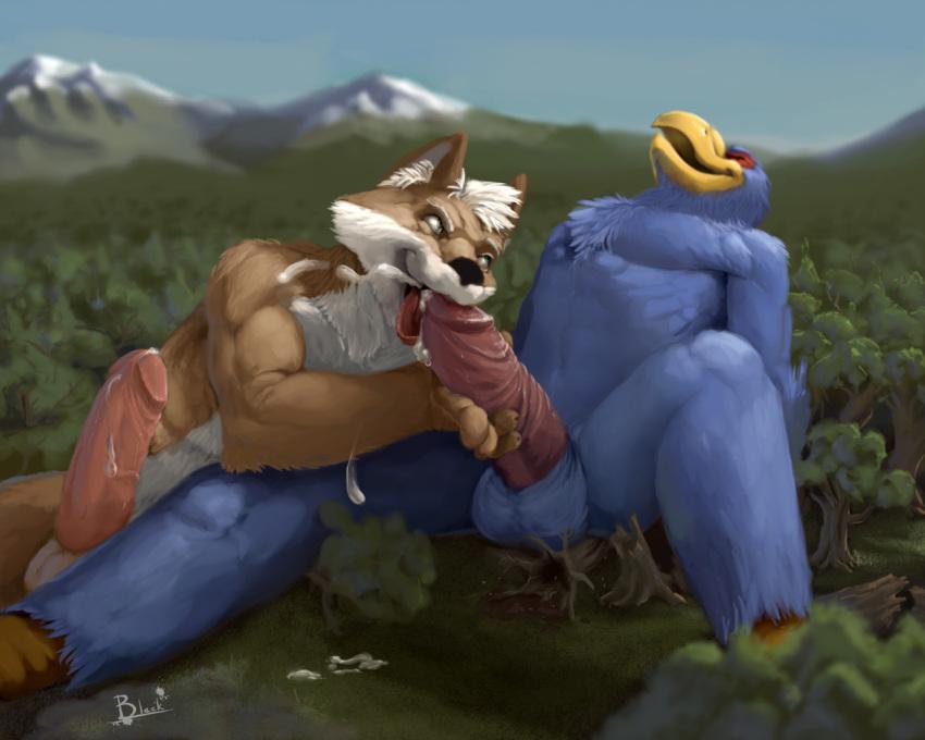 falco x macro fox art Persona 5 kawakami